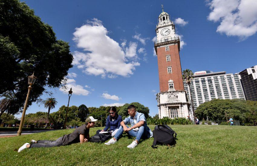 Becas de Pós-Graduação do Governo da Cidade de Buenos Aires - 2ª Edição